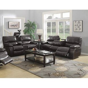 Neagle 2 Piece Reclining Living Room Set by Red Barrel Studio