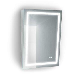 Bargain Vanderford Fixed Tilt Wall Mounted Mirror ByOrren Ellis