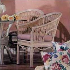 Plantation Arm Chair by South Sea Rattan