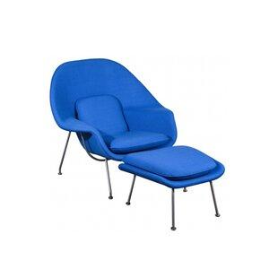 Brayden Studio Kirsch Lounge Chair
