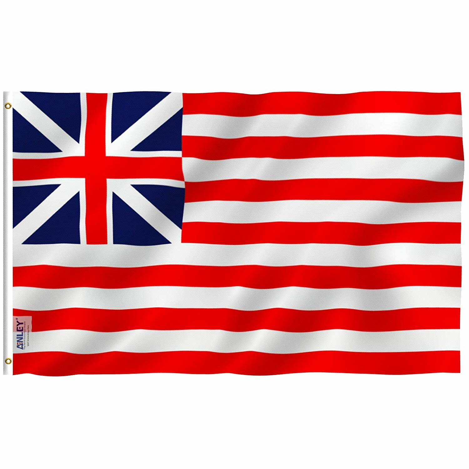 Anley Grand Union 2 Sided Polyester 36 X 60 In House Flag Wayfair
