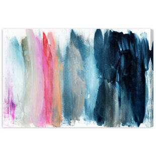 27322fb6aed5 'Parque del Retiro Abstract Art' Wrapped Canvas Print