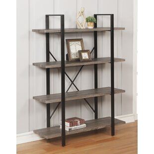 Chanelle Etagere Bookcase by Gracie Oaks