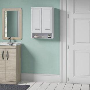 Tysen 50cm X 71cm Wall Mounted Cabinet By Brayden Studio