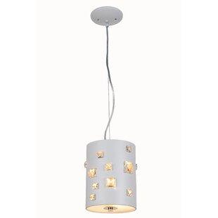 Everly Quinn Vernia 2-Light Pendant