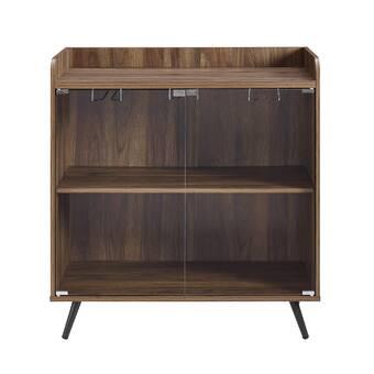 Swell Modern Wine Bar Cabinets Allmodern Download Free Architecture Designs Salvmadebymaigaardcom
