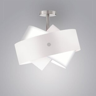 Tourbillon 1-Light Semi Flush ..