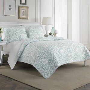 Quilts & Quilt Sets You'll Love | Wayfair : cotton quilts queen size - Adamdwight.com