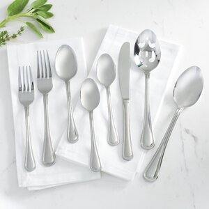 Hollis 74 Piece Flatware Set