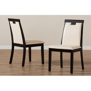 Peggy Upholstered Dining Chair (Set of 2)