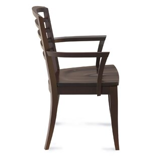 Sofian Solid Wood Dining Chair Latitude Run