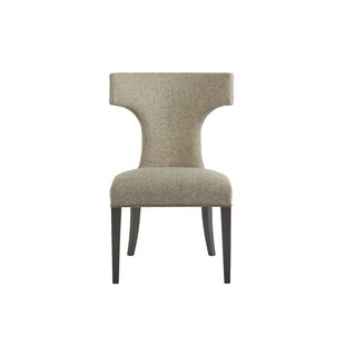 Garton Upholstered Dining Chair by Everly..