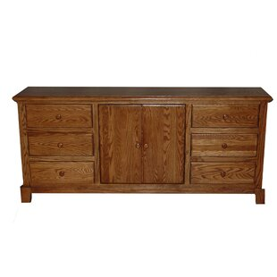 Artimacormick 6 Drawer Combo Dresser