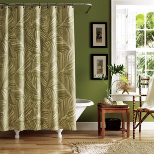 Affordable Price Montauk Cotton Shower Curtain By Tommy Bahama Home