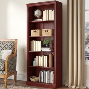 Cowdray Standard Bookcase by Astoria Grand