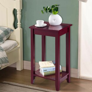 Best Price Turrell End Table by Charlton Home