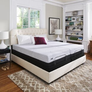 Conform™ Performance 12.5 Plush Memory Foam Mattress and Box Spring by Sealy