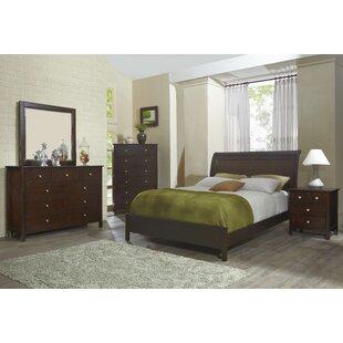 Flair Martin Platform Configurable Bedroom Set