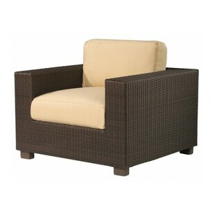 Woodard Montecito Patio Chair with Cushions