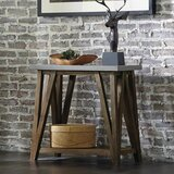 Crowell Console Table by Gracie Oaks