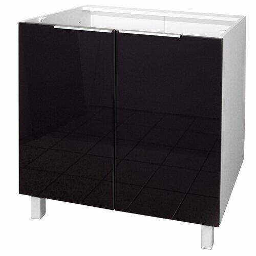 Küchenhängeschrank Hokku Designs Farbe: Schwarz | Küche und Esszimmer | Hokku Designs