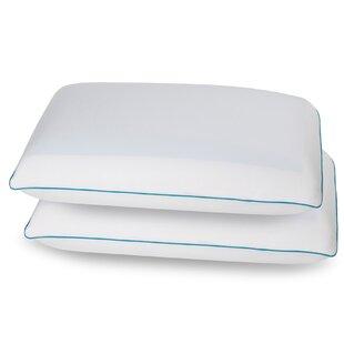 Alwyn Home Alvarenga I-Gel Traditional Memory Foam Standard Pillow (Set of..
