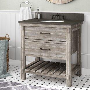 Clemmie 31 Single Bathroom Vanity Set By Laurel Foundry Modern Farmhouse