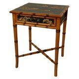 Patricia End Table by World Menagerie