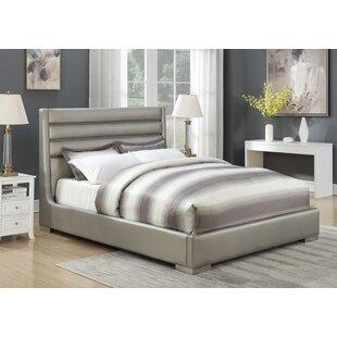 Orren Ellis Alexei Upholstered Panel Bed