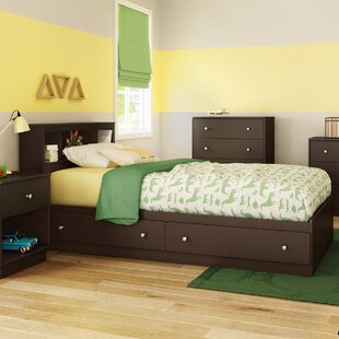 Cremont Twin Mate's Bed with Storage