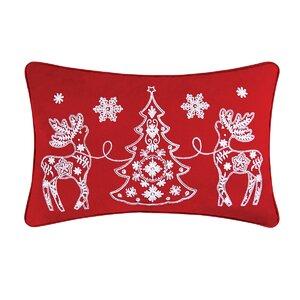 Goshen Cotton Lumbar Pillow