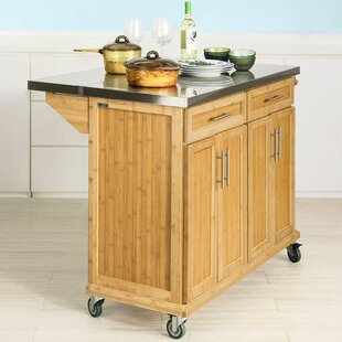 Kenwood Kitchen Cart By Brambly Cottage