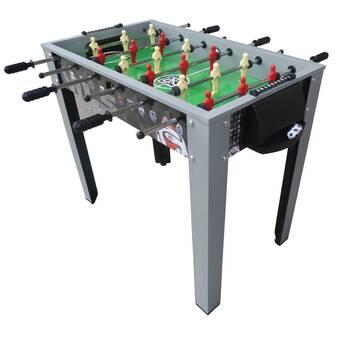hathaway games sidekick 20 foosball table reviews wayfair rh wayfair com