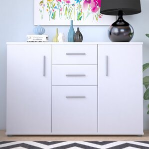 alicia 2 door and 3 drawer sideboard