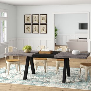 Opperman Extendable Dining Table