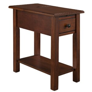 Lundgren End Table With Storage