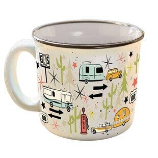 Crest Wanderlust Coffee Mug