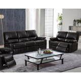 Koval 2 Piece Reclining Living Room Set by Red Barrel Studio®