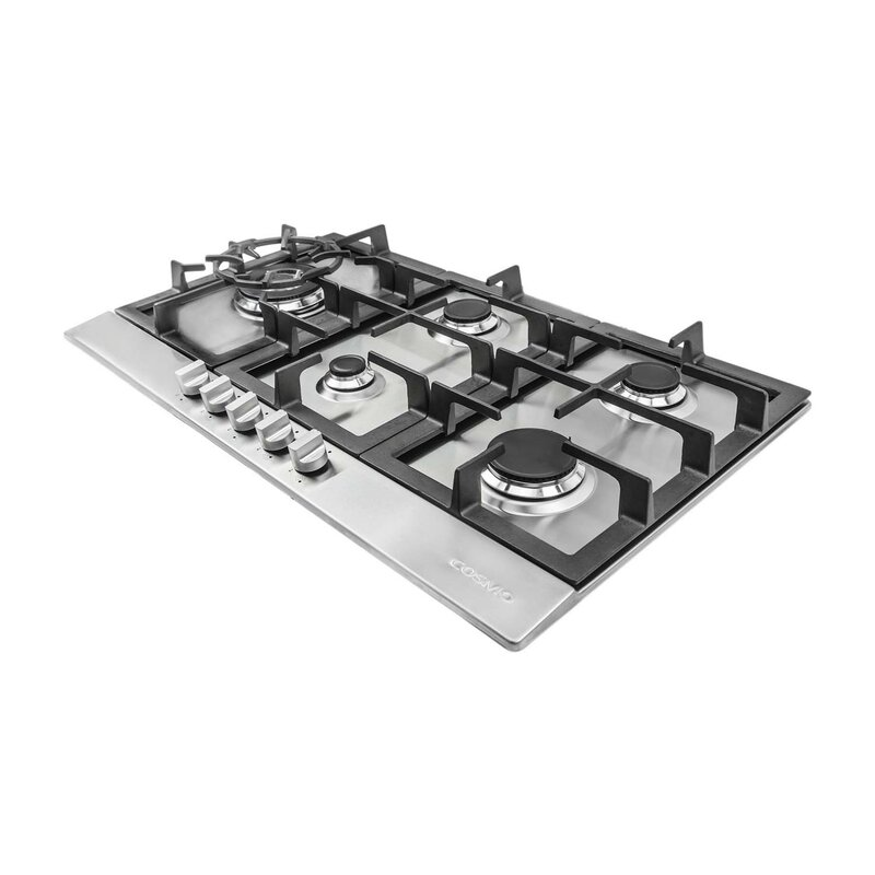 Cosmo 30 Gas Cooktop With 5 Burners