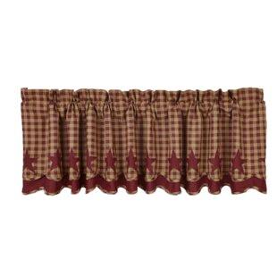 Lined Living Room Valances & Kitchen Curtains   Wayfair