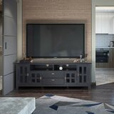 Gosport Solid Wood TV Stand for TVs up to 80 by Three Posts™