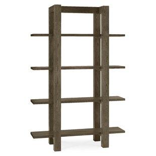 Vidalia Ladder Bookcase by Millwood Pines