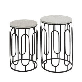 Markowitz 2 Piece Nesting Tables