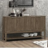 Galena 59.25'' Wide 2 Drawer Buffet Table by Foundry Select