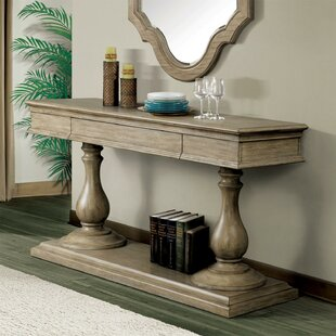 One Allium Way Parman Console Table
