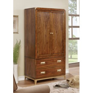 Langley Street Transitional Armoire