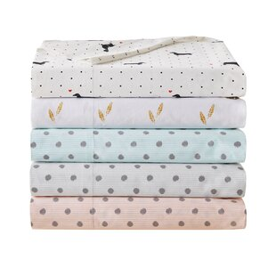 Rilo Printed Cotton Sheet Set