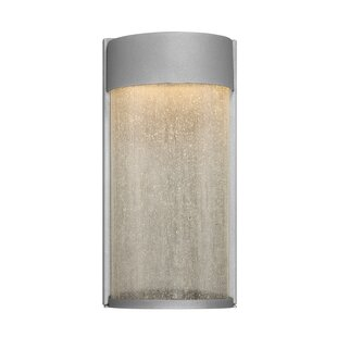 Price Check Rain 2-Light LED Outdoor Flush Mount By Modern Forms