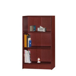 Declan Standard Bookcase Zipcode Design Bargain