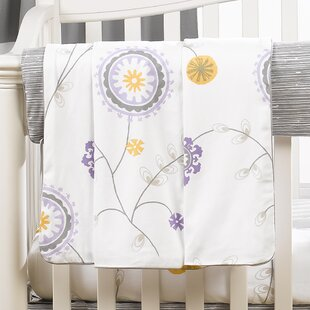 Searching for Emma Receiving Blanket ByLiz and Roo Fine Baby Bedding